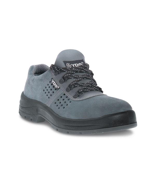 EL-150 GHD S1 Süet Çelikli Ayakkabı