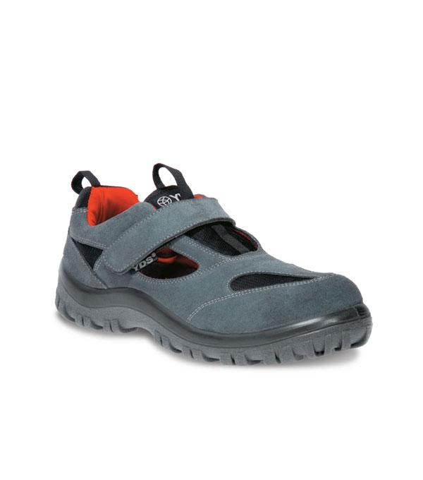 GPP 05 GH NV Çelikli Süet Ayakkabı