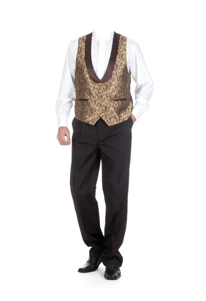 GK-102 Garson Kıyafeti Yelekli