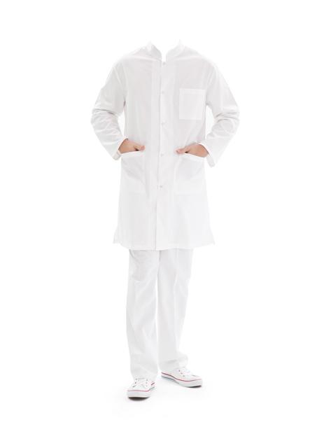 DK-101 Doktor Önlük Hakim Yaka
