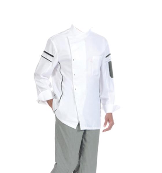 AC-104 Aşçı Ceket Gabardin